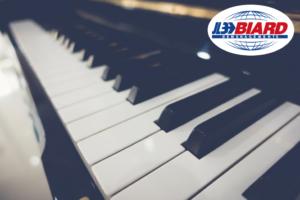 Déménager son piano :  à savoir, conseils et prix