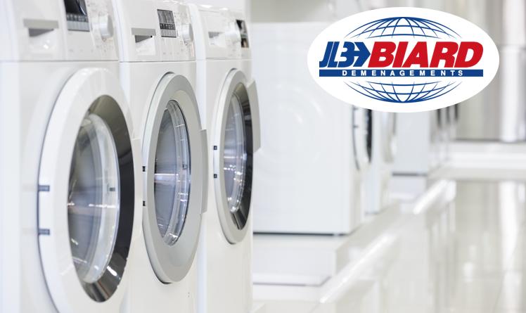 Déménager une machine à laver comment faire astuce et conseils