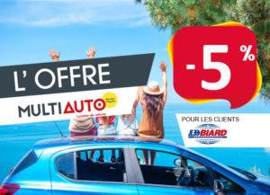 OFFRE PARTENAIRE !!! MultiAuto à la Réunion