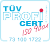 Certification TÜV